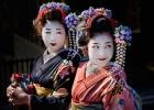 Geisha Glance - Kyoto