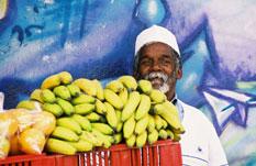 Banana Seller - Capetown