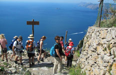Walk of the Gods- Amalfi Coast